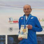 Giuseppe Ottaviani a 102 anni continua a stupire: a Malaga è la star dei campionati mondiali master di atletica leggera