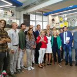 """Al """"Bramante – Genga"""" di Pesaro inaugurato il nuovo spazio espositivo di strumenti topografici dall'800 ad oggi"""