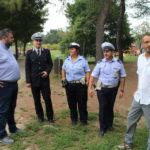 Telecamere, luci e pattuglie della Polizia municipale per rafforzare la sorveglianza al parco Miralfiore di Pesaro