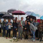 Inaugurato a Sirolo dal sindaco Misiti il Belvedere della Madonnina