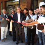 Inaugurato a Visso un nuovo centro artigianale: contribuirà al rilancio del territorio