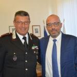Il colonnello Stefano Caporossi lascia il comando del gruppo provinciale di Ancona dei Carabinieri