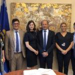 Il territorio della provincia di Pesaro Urbino presentato con successo in Canada