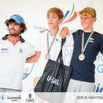 Sette medaglie per la vela marchigiana ai campionati italiani giovanili in singolo