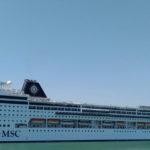 Crociere, al porto di Ancona Msc Sinfonia saluta l'estate 2018