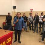 Tiziano Beldomenico è il nuovo segretario generale dei metalmeccanici delle Marche