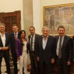 A Roma un vertice di Forza Italia sulla riorganizzazione del partito nelle Marche