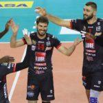 Per la Lube Civitanova esordio in casa bagnato con un'altra vittoria: 3-0 su Ravenna