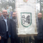 Il presidente Mastrovincenzo alla marcia della pace Perugia-Assisi in rappresentanza della nostra regione