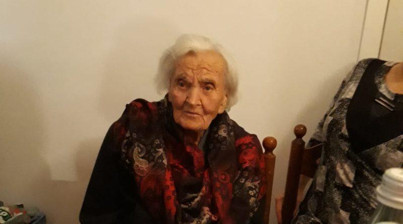 A Casine di Ostra una delle donne più anziane delle Marche: Ersilia Campanelli ha festeggiato i suoi bellissimi 108 anni