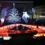 """Accesa a Pesaro la Piazza di Natale, Ricci: """"Così batte il cuore della città"""""""