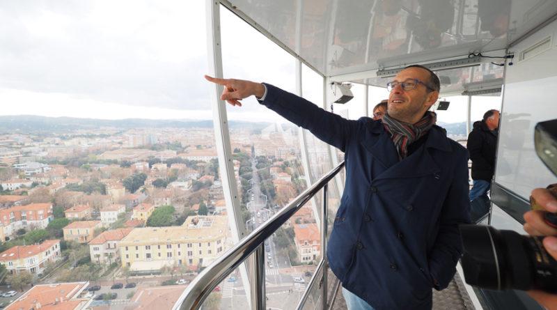 """Il sindaco Ricci e la torre panoramica: """"Una cartolina straordinaria che farà amare Pesaro"""""""