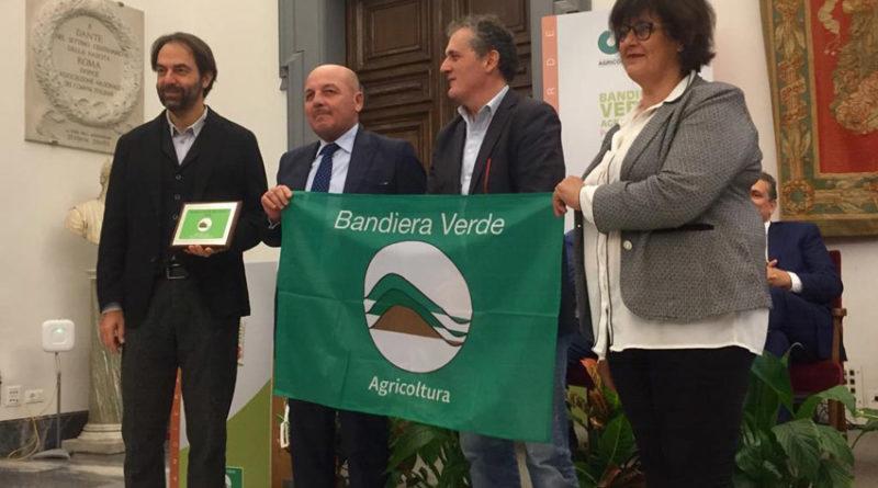 Bandiera Verde della Cia, all'attore Neri Marcorè un premio speciale per la creazione del Festival di solidarietà RisorgiMarche