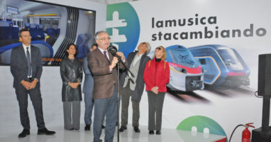 In arrivo nelle Marche i nuovi treni regionali Rock e Pop