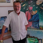 Il maestro incisore Carlo Iacomucci da Stoccarda al Premio Marche 2018