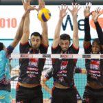 Primo stop in campionato per la Lube, all'Eurosuole Forum passa Perugia (0-3)