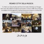 """Presentato il calendario 2019 di """"Pesaro città della musica"""""""