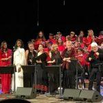 Canto di Natale del mondo con 1200 bambini al Teatro delle Muse  di Ancona