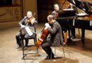 Il Trio di Pesaro incanta il pubblico del Teatro Rossini con un raffinato concerto