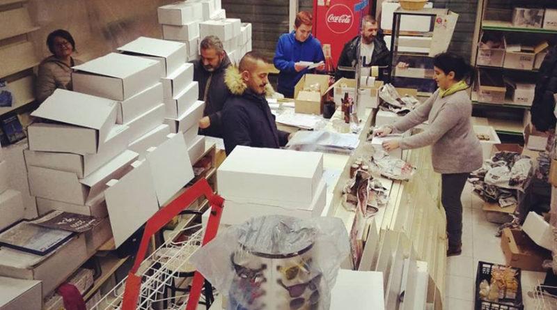 Sulle tavole di Natale cinquecento pacchi con i prodotti delle aziende colpite dal terremoto