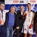 Nadia Flalhi del Team Ruffini di Monteprandone si è laureata campione d'Italia di pugilato confermando il suo talento