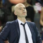 Giampaolo Medei non è più il tecnico della Lube Volley Civitanova
