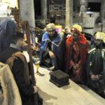 Quadri della Natività proposti ad Ancona dalla cooperativa Il Piccolo Principe