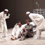 Un grande Alessandro Preziosi nel ruolo del Vang Gogh psicologico entusiasma il pubblico pesarese del Teatro Rossini