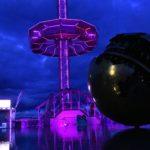 A Pesaro la Torre panoramica s'illumina di rosa in onore del Giro d'Italia