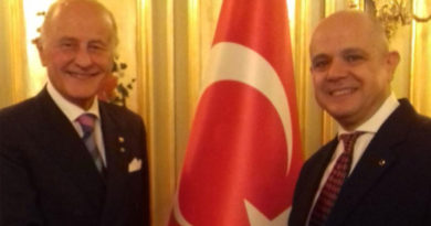 Anche il Sultano turco onorò Gioachino Rossini