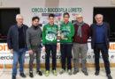 Bocce, Marco Principi della Combattente di Fano si conferma come il giocatore top in Italia nella categoria under 18