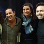 Semplicità, coerenza e concretezza: il cantante Povia conquista gli studenti del Liceo Guglielmo Marconi di Pesaro