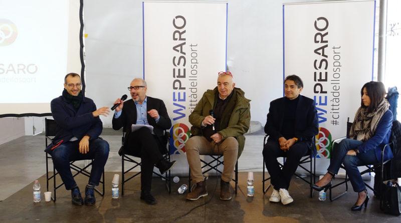 """Matteo Ricci: """"Impianti, eventi, turismo: ecco le sfide della città dello sport"""""""
