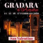 """""""Gradara d'Amare"""", dal 14 al 17 febbraio San Valentino al Castello di Paolo e Francesca"""