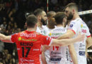 In vantaggio di due set la Lube si fa raggiungere e superare: la Coppa Italia conquistata dalla Sir Perugia