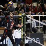 In SuperLega arrivano da Siena altri tre punti per la Lube: 3-1 sull'Emma Vllas