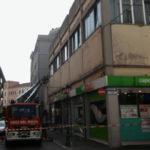 Il Liceo Morselli di Pesaro messo in sicurezza dopo la caduta di calcinacci