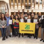 Premiati da Legambiente Marche Onlus durante l'Ecoforum i Comuni Ricicloni