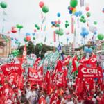 Lavoro e sviluppo: sabato oltre quattromila lavoratori e pensionati dalle Marche a Roma per la manifestazione nazionale promossa dai sindacati