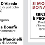L'Europa serve, sabato ad Ancona la presentazione del libro di Simona Bonafè