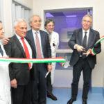 Inaugurata all'Ospedale regionale di Torrette la nuova risonanza magnetica Magnetom C