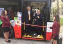 Inaugurati ad Ancona da Conerobus i nuovi autobus per il trasporto urbano