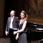 Al Teatro Rossini di Pesaro un originale concerto con il soprano Cristina Zavalloni e il pianista Andrea Rebaudengo