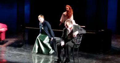 Con Il Gabbiano di Cechov ed un grande Massimo Ranieri cala il sipario del cartellone di prosa del Teatro Rossini di Pesaro
