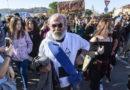 Sciopero mondiale per il clima, a Pesaro anche il presidente della Provincia Giuseppe Paolini in corteo con gli studenti