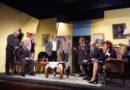 La figura del padre domina la commedia Indovina chi viene a pranzo presentata al Teatro Accademia di Pesaro per la regia di Marco Bezziccheri