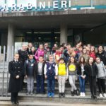 Porte aperte alla Caserma dei Carabinieri di Pesaro per gli alunni delle scuole elementari
