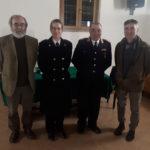 A Isola del Piano positivo incontro dei carabinieri con i cittadini per fornire informazioni per la sicurezza