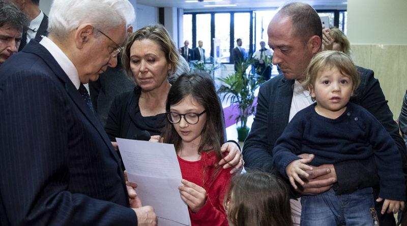 """Il Presidente Mattarella ai familiari delle vittime: """"Quello che è avvenuto alla Lanterna Azzurra di Corinaldo non si deve ripetere mai più"""""""