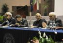 """Il filosofo Massimo Cacciari ha parlato ad Ancona su """"L'erranza di san Francesco"""""""